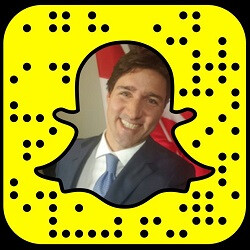 Canadian PM Justin Trudeau becomes first politician to host Live Story on Snapchat