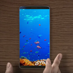 Did these Samsung Display videos out the Galaxy S8?