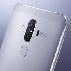 Huawei Mate 9 Giveaway