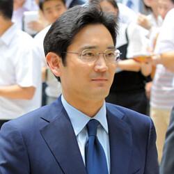 South Korean prosecutors seek the arrest of Samsung's Vice Chairman