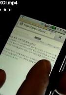 Video shows off new Motorola MOTOROI