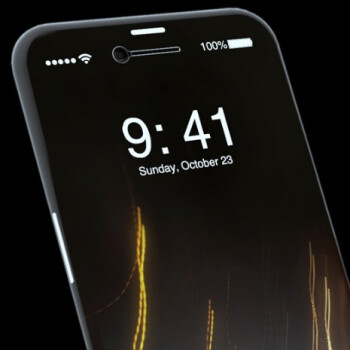 OLED 'iPhone X' with 5.8