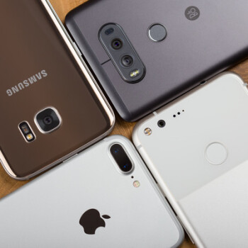 Best smartphone cameras compared: Google Pixel XL vs iPhone 7 Plus, Samsung Galaxy S7 edge, LG V20
