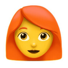 Unicode to meet with Apple next week to discuss adding emoji with red hair