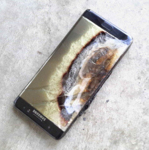 Samsung finds two reasons to blame for Galaxy Note 7 exploding batteries