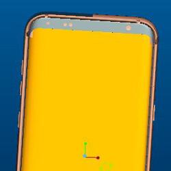 Alleged Galaxy S8 case schematics reiterate a dedicated Bixby button, slimmer bezels