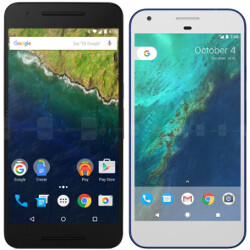 Pixel vs Nexus UI comparison: are there any major differences?