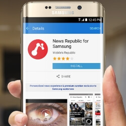 Popular breaking news app News Republic gets 'Made for Samsung' version with exclusive features