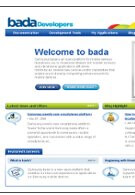 Bada developers site goes live