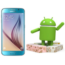 Samsung Galaxy S6's Android 7.0 Nougat update certified ahead of roll-out