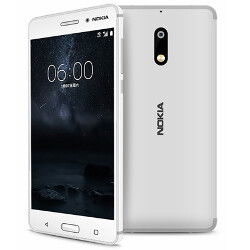 Nokia 6 soon to be available outside of China in white (Update: not really)