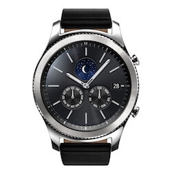 The Classic version of Samsung's Gear S3 can now be purchased with LTE connectivity