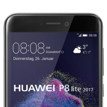 Huawei P8 Lite (2017) coming to the UK on February 1, priced to sell at £185