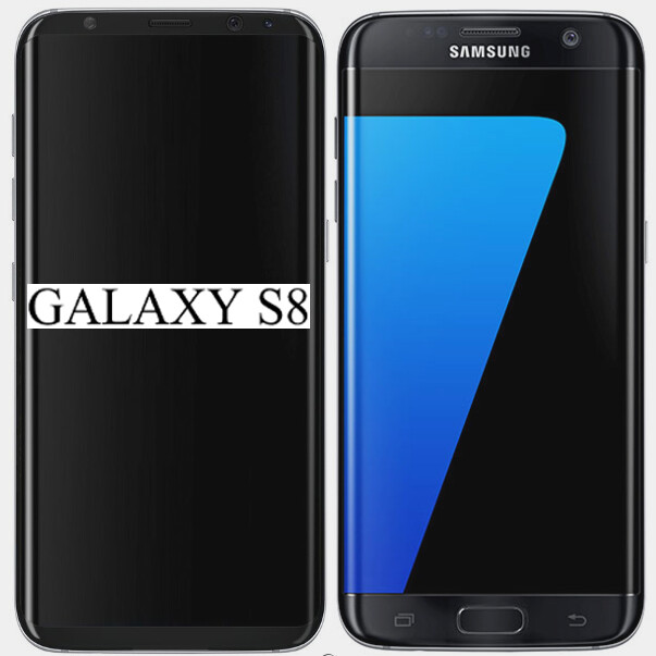 samsung galaxy s8 plus vs s7 edge specs and design preliminary comparison. Black Bedroom Furniture Sets. Home Design Ideas