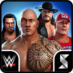 What do you get when you mix Bejeweled with WWE wrestling? This game...