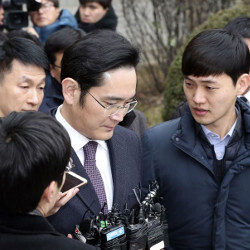 Samsung's vice chairman likely to face another arrest warrant