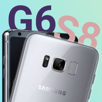 Samsung Galaxy S8 vs LG G6: preliminary specs comparison (poll results)