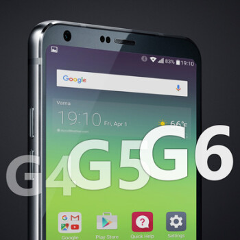 LG G6 vs LG G5 vs LG G4: the design, specs, camera, and battery changes we're expecting