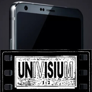 So, what is this 2:1 Univisium display ratio on the LG G6 and likely the S8?