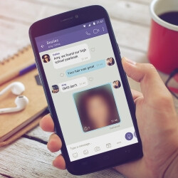 Viber for iOS updated with secret messages, short videos and rich notifications support
