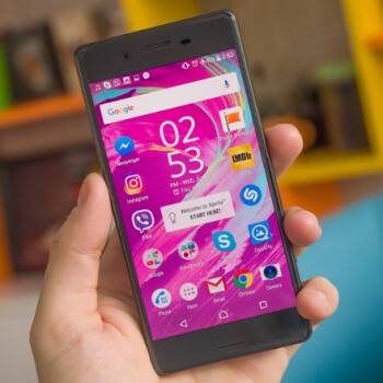 Sony sold 5 million Xperia phones in Q4 2016