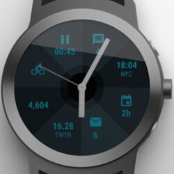 LG Watch Sport appears on Geekbench