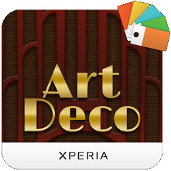 All hail the architects! Sony launches Xperia Art Deco theme