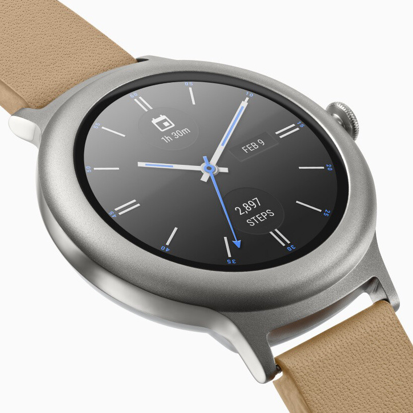 LG Watch Style and Sport, the first Android Wear 2.0 ...