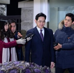 Once again, investigators seek arrest warrant for Samsung heir Lee Jae-yong