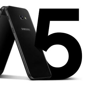Samsung Galaxy A5 (2017) fails at video stabilization
