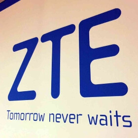 ZTE is looking into the 5G future with the ZTE Gigabit Phone