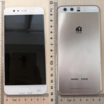 Huawei P10 appears in the flesh in FCC documents