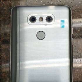New photos allegedly show the LG G6 in the wild