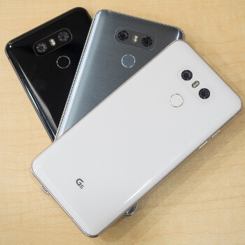 LG G6 has an EXCEPTIONAL screen-to-body ratio: here's a size comparison vs Galaxy S7 edge, Pixel XL, iPhone 7 Plus, LG G5, V20