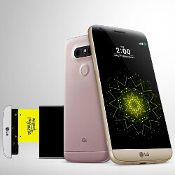 Picture from AT&T starts rolling out Android 7.0 Nougat update for LG G5