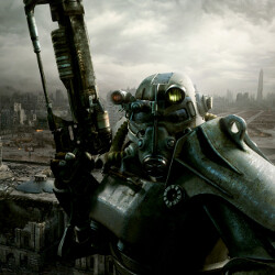 Picture from Major game developer Bethesda is working on a new,