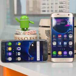 Galaxy S7 and S7 edge get Android 7.0 Nougat on Sprint