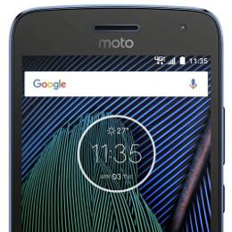 This is Verizon's Moto G5 Plus