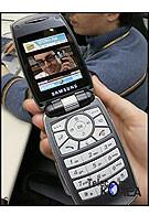 Samsung to showcase a HSDPA phone at CES