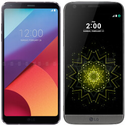 LG G6 vs G5: User interface differences, a visual comparison