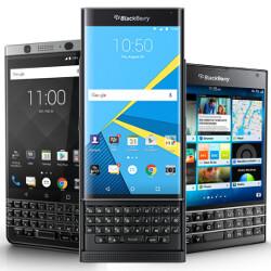 The new vs the old: BlackBerry KeyOne vs Priv vs Passport specs comparison