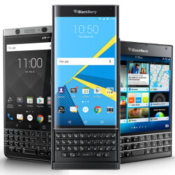 The new vs the old: BlackBerry KeyOne vs Priv vs Passport specs comparison