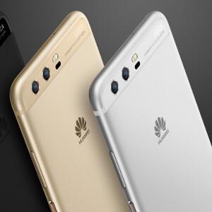 Huawei, p10, Dual Sim, modr s drkem