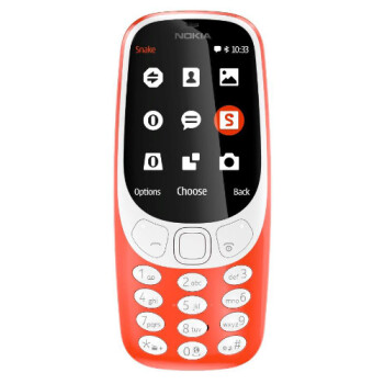 New Nokia 3310 goes official with incredible battery life and a new version of Snake