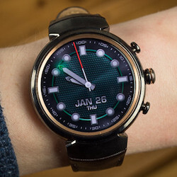 Asus's ZenWatch 2 and 3 will be getting Android Wear 2.0 in Q2