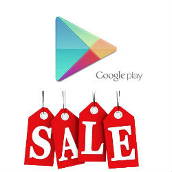 Google Play Store officially allows paid apps to go on sale for free