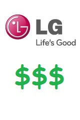 LG reports high Q4 2009 earnings