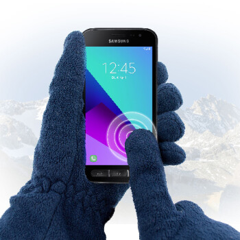 The rugged Samsung Galaxy Xcover 4 goes official