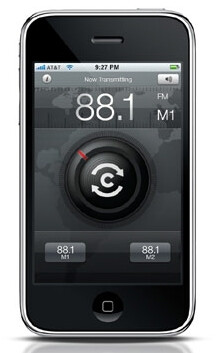 Belkin's TuneCast Auto Live iPhone FM transmitter now avaliable
