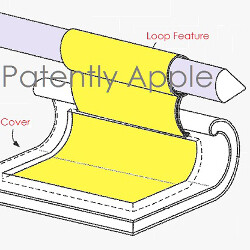 Patent application shows Apple Pencil holder for iPads, again references use with iPhone